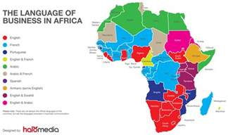 Language Map Of Africa by Graphic Design Agency In Africa Challenges Multi Lingual