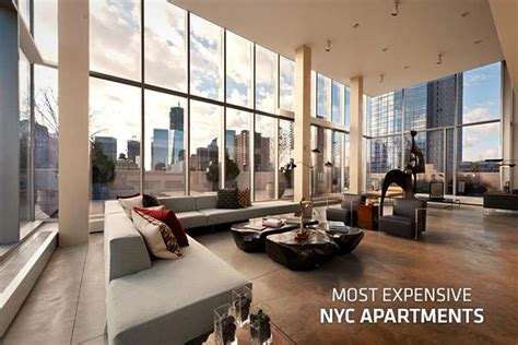 Apartment Nyc Most Expensive Apartments In New York City