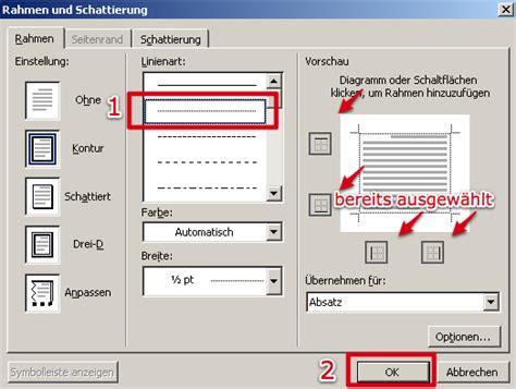 Vorlage Word Rahmen Formatvorlagen In Word 3 Neue Vorlagen Anlegen