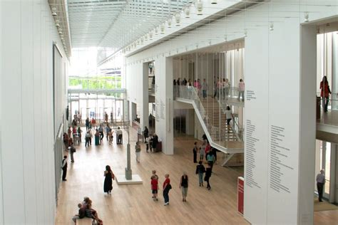 art institute  chicago modern wing chicago il wje