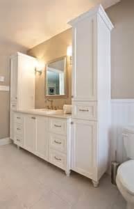 salle de bain sur mesure meubles armoires sen 233 cal fils