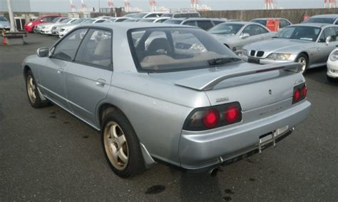 nissan awd sedan 1990 nissan skyline sedan gts 4 manual turbo awd almost a