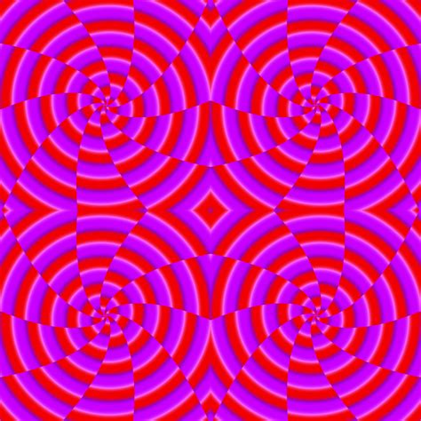 imagenes de ilusiones opticas geniales expansion and contraction 13