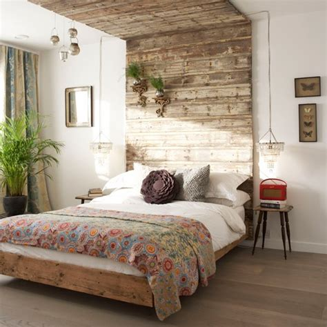 rustic bedroom headboard bedroom decorating ideas