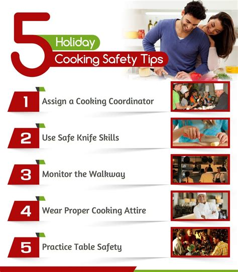 Kitchen Safety Tips by Cooking Safety Tips 469 656 7000 Puroclean