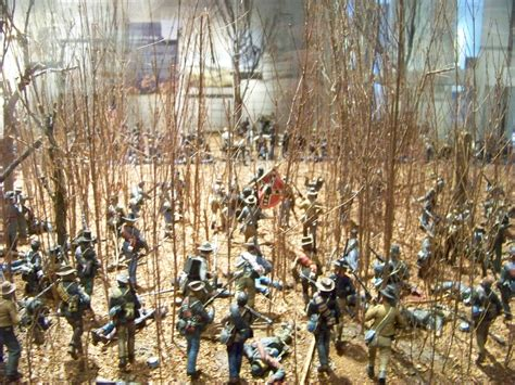 battle of shiloh battle of shiloh hornets nest diorama elizabethe flickr