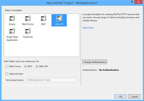 web api tutorial visual studio 2013 tracing in asp net web api 2 the asp net site