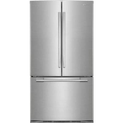 28 5 cu ft door refrigerator in stainless