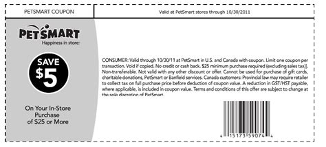 petsmart printable dog food coupons petsmart 5 printable coupon print coupon king