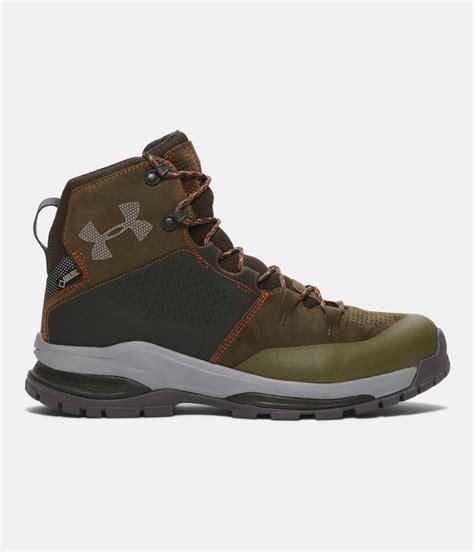 armour air boots armour 1268866 mens uaatv gtx waterproof boot