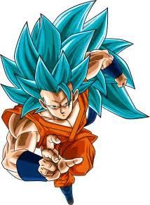 super saiyan blue 3 goku dragonball super rayzorblade189 deviantart