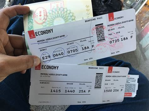 emirates boarding pass boarding passes picture of emirates world tripadvisor
