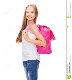 Happy And Smiling Teenage Girl Royalty Free Stock Photography - Image ... Girl