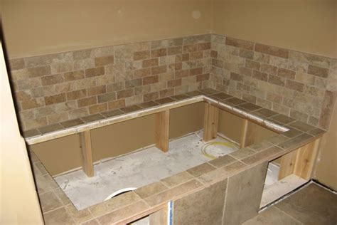 how to build a tile bathtub how to tile a bathroom
