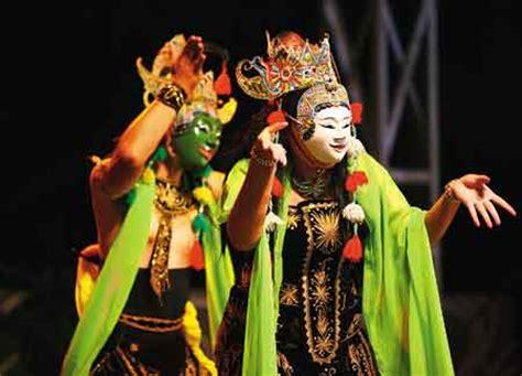 Kicir Kicir Magic cirebon mask history and culture