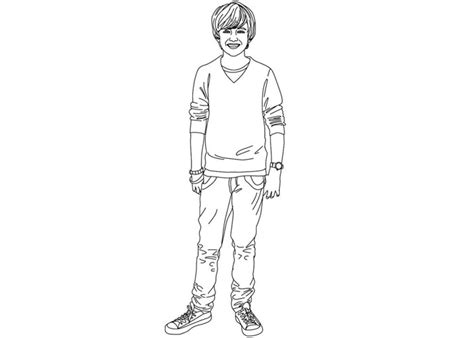 coloring book chance zip greyson chance coloring pages