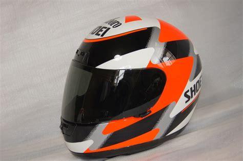 Helmet Shoei Dan Arai Shoei Racing Helmet X 8 Wayne Rainey Official Replica