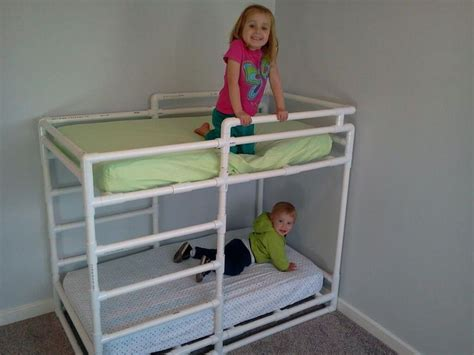 Pvc Bunk Bed Plans Best 25 Bunk Bed Designs Ideas On Pinterest