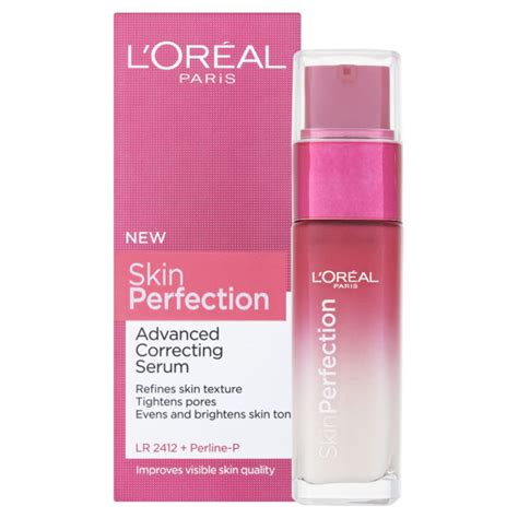 Serum Muka L Oreal l oreal skin perfection serum 30ml free shipping