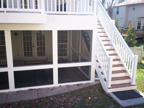outdoor screen room ideas deck screen rooms st louis decks screened