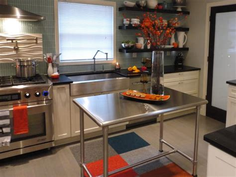 stainless kitchen islands stainless steel kitchen island afreakatheart