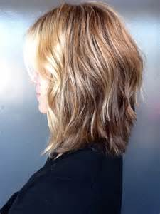 collar length hairstyles for collar length shag short hairstyle 2013