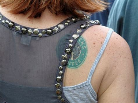 starbucks tattoo policy 6 starbucks tattoos partners can finally reveal when ink