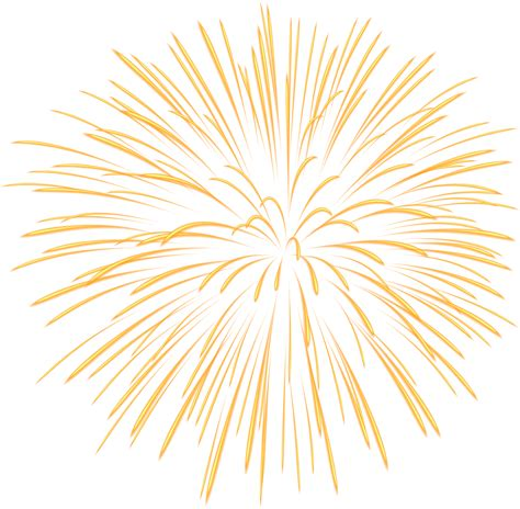 fuochi d artificio clipart fireworks clipart yellow pencil and in color fireworks