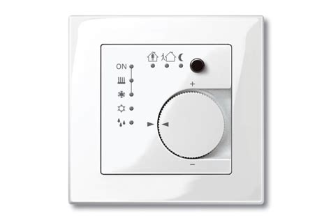 room temperature switch knx room temperature by merten stylepark