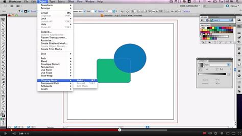 adobe illustrator clipping mask adobe cs6 tutorial on vimeo how to create and use clipping masks in illustrator cs5