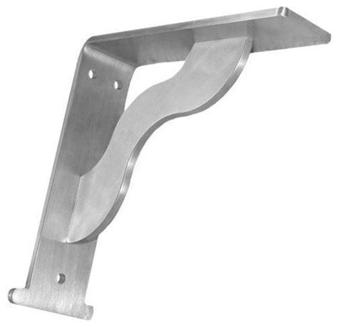 Bar Top Brackets by Federal Brace Oxford Corbel Counter Top Support 8x8