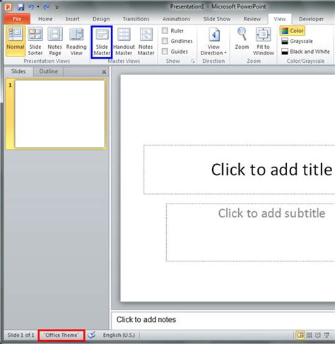 how to use powerpoint 2010 slide layouts change background styles in the slide master in powerpoint