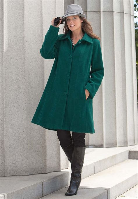 womens swing coat wool the versatile wool swing coat the best of swing coat