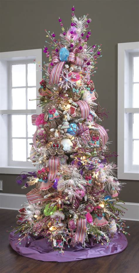 raz candy wonderland decorated christmas tree a