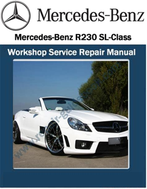 best car repair manuals 1999 mercedes benz e class user handbook mercedes benz r230 sl class workshop service repair manual pdf download pdf download factory