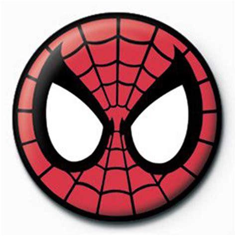 Spiderman   Eyes   Button Badge   Ø2,5