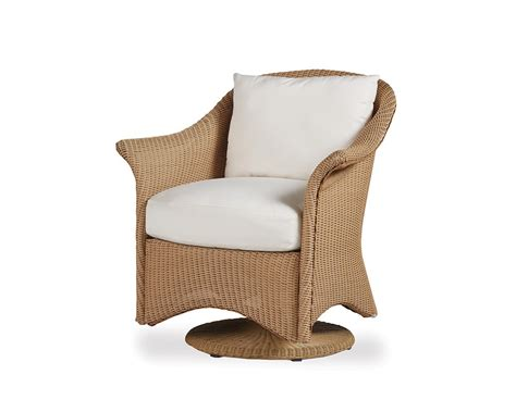 Swivel Chair Dining Swivel Rocker Dining Chair Fishbecks Patio Furniture Store Pasadena