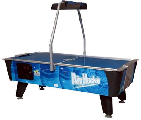 quality air hockey table air hockey tables quality used room guys