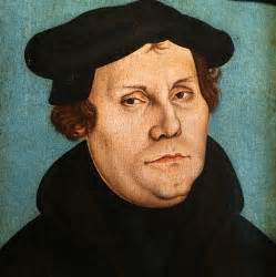 Martin luther german history