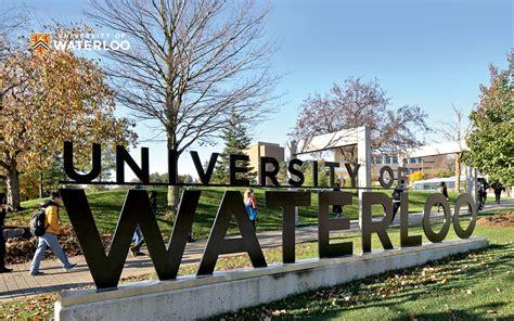 Univ Of Waterloo Mba by Of Waterloo Kanada Kako Na Master