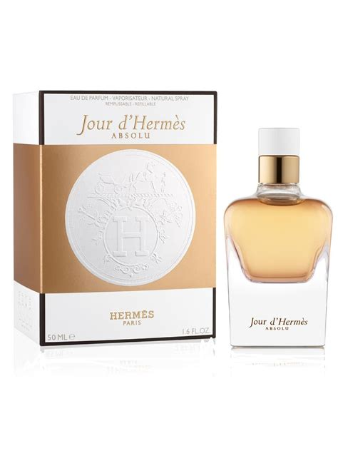Parfum Hermes jour d hermes absolu herm 232 s perfume a fragrance for