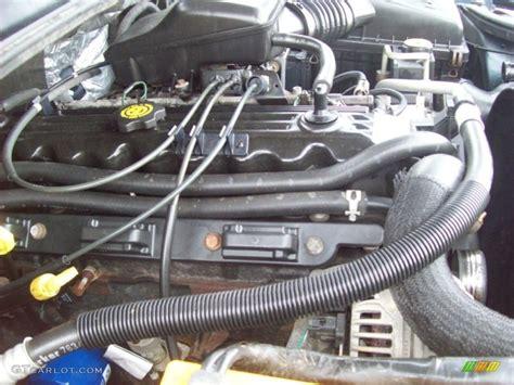 Jeep Inline 6 Engine 2004 Jeep Grand Laredo 4x4 4 0 Liter Ohv 12v