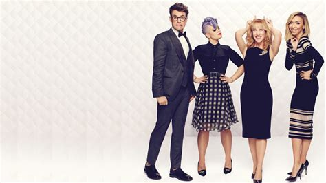 fashion police the new fashion police are officially here for us to judge