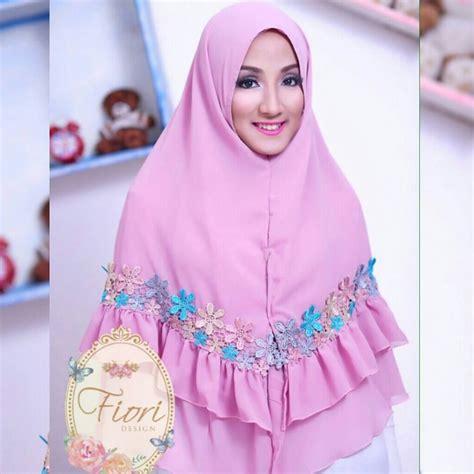 Contoh Khimar produsen jilbab jilbab style
