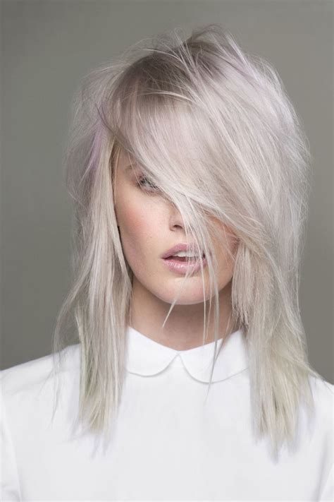 platinum grey hair color 30 platinum hair color shades and styles
