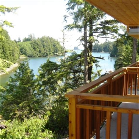Cabins To Rent On Vancouver Island by Reef Point Cottages Real Estate Ucluelet Houses