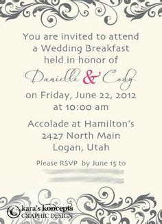 Wedding Announcement Graphics by 1000 Images About Wedding Inserts On Photo