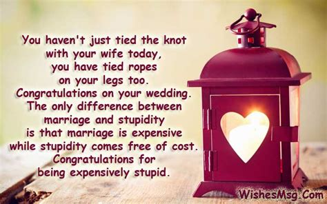 wedding wishes humorous quotes wedding wishes quotes and humorous messages wishesmsg