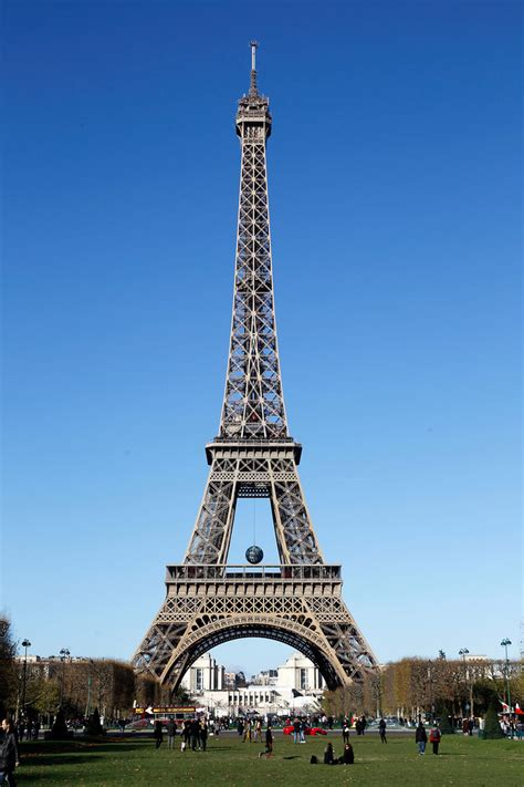 home of the eifell tower you can now zip line off the eiffel tower instyle com