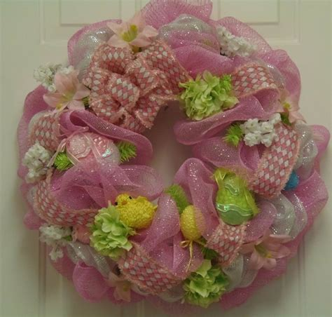 easter wreath ideas easter wreath ideas crafts makeovers design ect